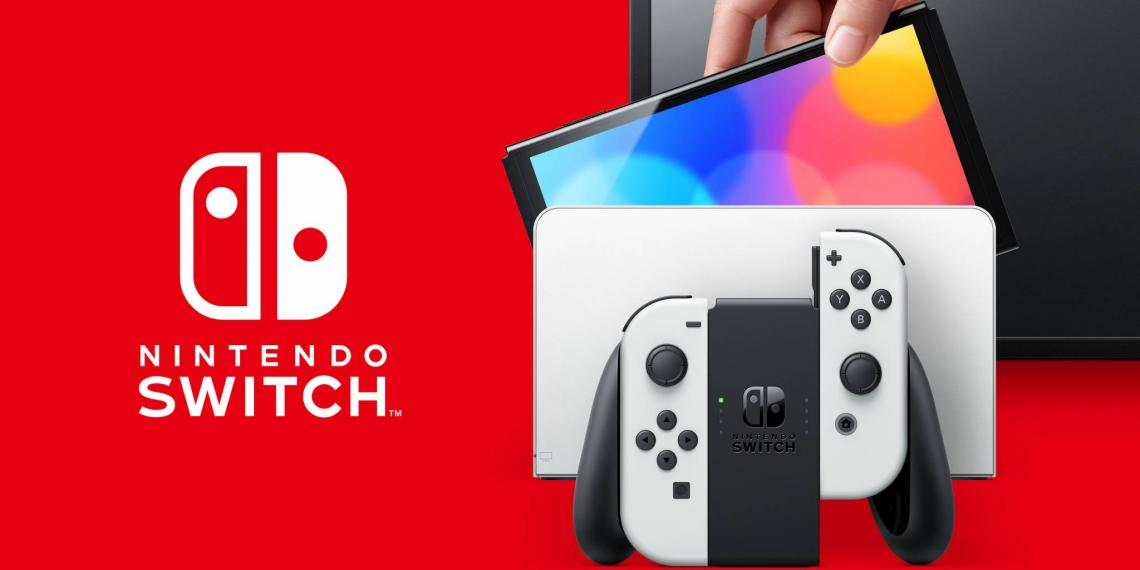 Nintendo Switch (modelo OLED)