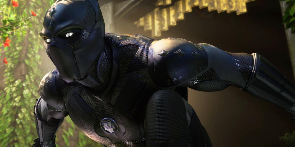 Black Panther: Guerra por Wakanda de Marvel's Avengers
