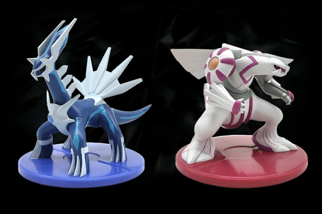 Pokémon Diamante Brillante y Pokémon Perla Reluciente