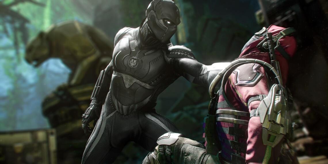 Black Panther: Guerra por Wakanda