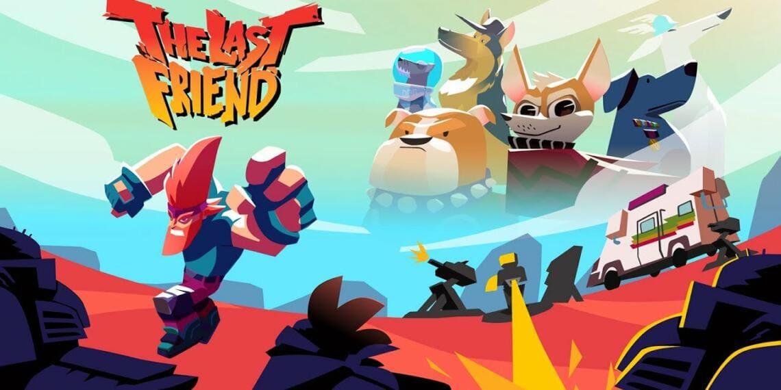 portada de the last friend