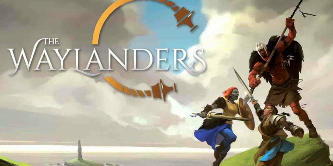 portada de the waylanders