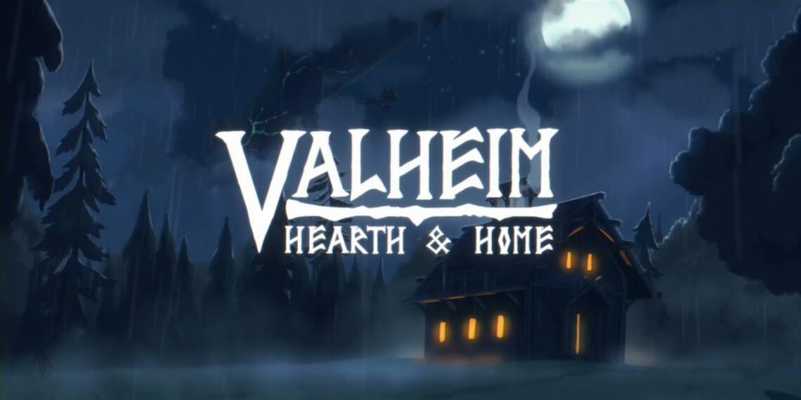 portada de valheim hearth & home