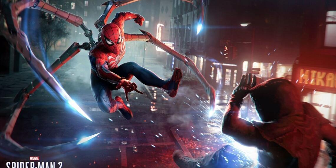 Marvel's Spider-Man 2,