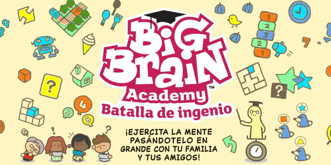 Big Brain Academy: Batalla de ingenio