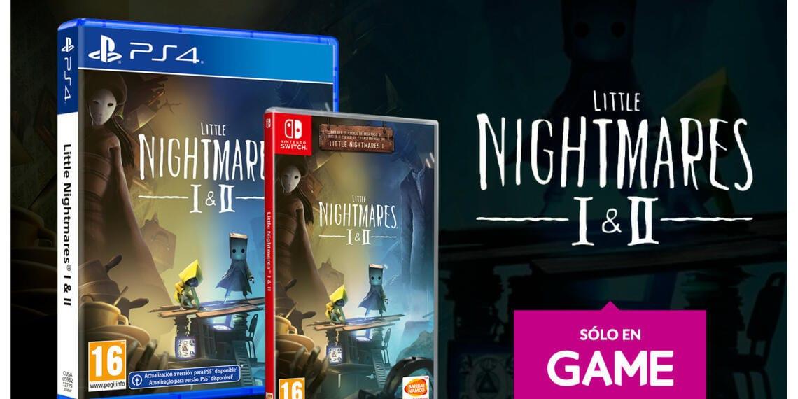 Little Nightmares 1 + 2