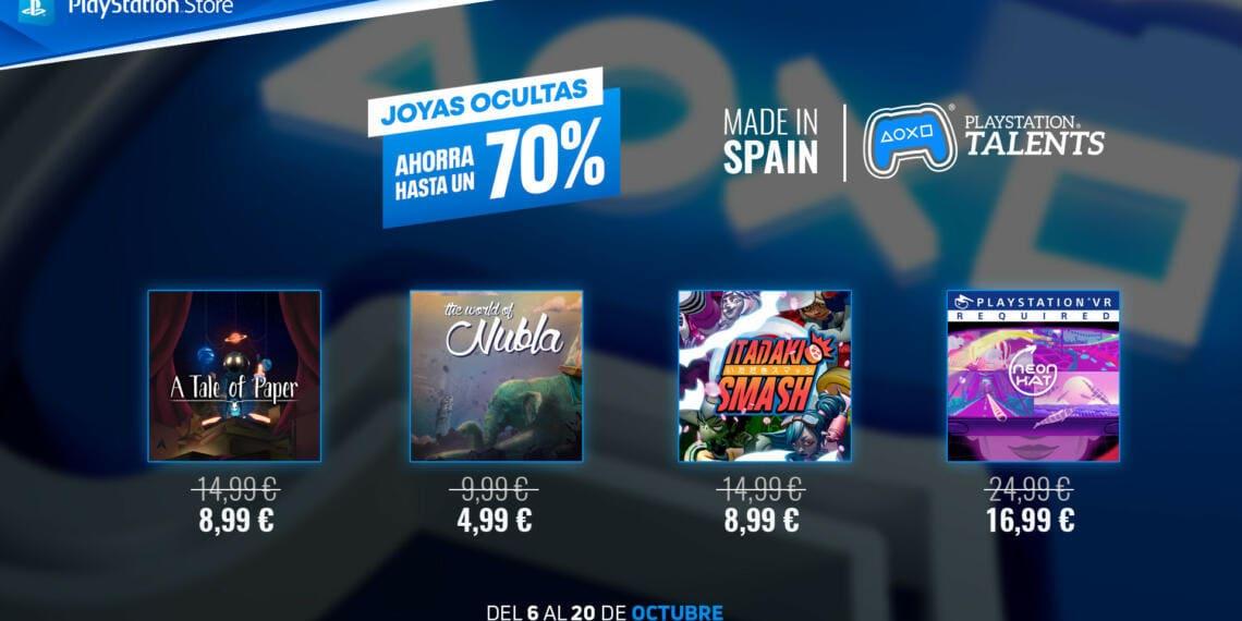 Joyas Ocultas PlayStation Store